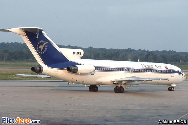 Boeing 727-228 (Noble Air)