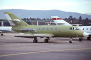 Dassault Falcon (Mystere) 20F-5  (HB-VJS)