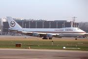 Boeing 747-2H7BM (TJ-CAB)