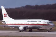 Boeing 737-405 (LN-BRA)