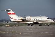Canadair CL-601-3A Challenger (HB-IKT)
