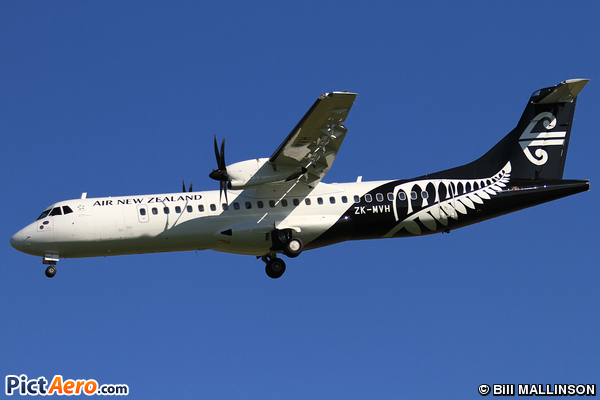 ATR 72-600 (Mount Cook Airline)