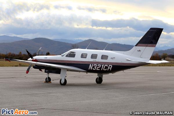 Piper PA-46 350P Malibu Jetprop DLX (Untitled)