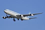 Airbus A340-313X (SX-DFB)