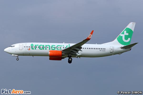 Boeing 737-8EH/WL (Transavia Airlines)