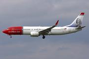 Boeing 737-8JP (LN-DYE)