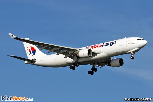 Airbus A330-223F (MASkargo)