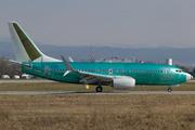 Boeing 737-77Z/BBJ (N839BA)