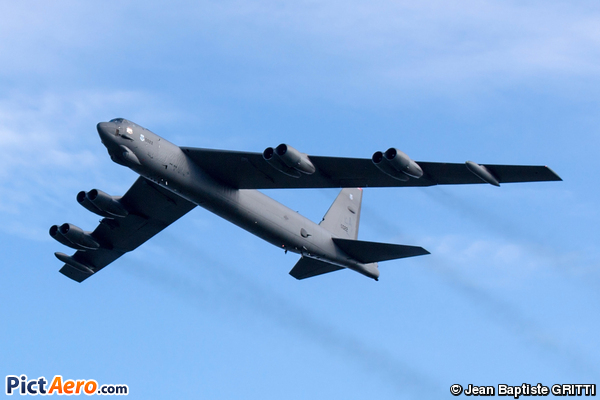 Boeing B-52H Stratofortress (United States - US Air Force (USAF))