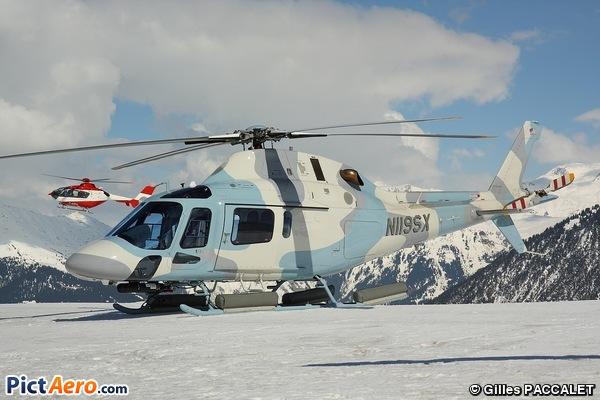 Agusta A-119 Koala (Castle Air)