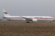 Boeing 777-35R/ER (A6-SIL)