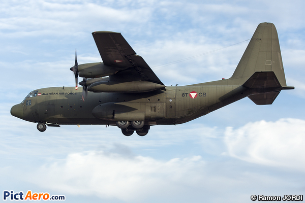 Lockheed C-130K Hercules (L-382) (Austria - Air Force)