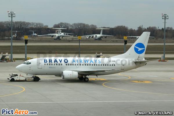 Boeing 737-505 (Bravo Airways)