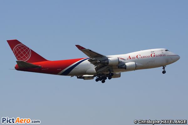 boeing 747-400 (Air Cargo Global)