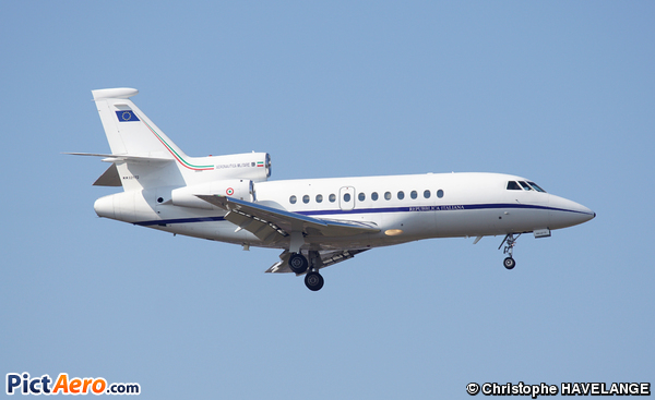 Dassault Falcon 900EX (Italy - Air Force)