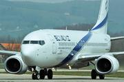Boeing 737-85P (4X-EKL)