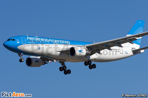 Airbus A330-202 (Aerolíneas Argentinas)