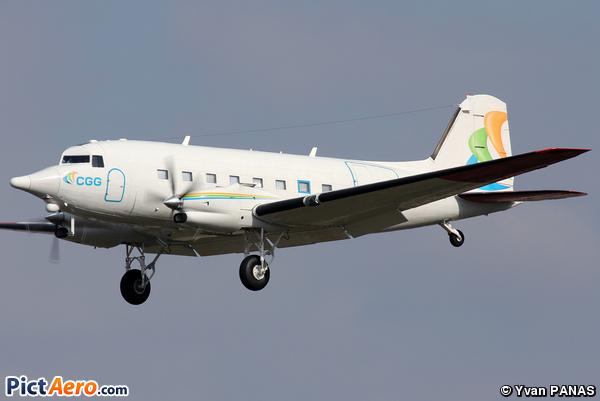 Basler BT-67 Turbo-67 (CGG Aviation)