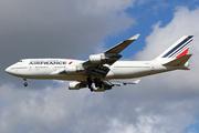 Boeing 747-428 (F-GITH)