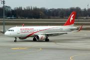Airbus A320-214/WL  (A6-AOF)