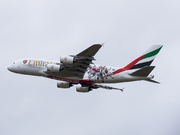 Airbus A380-861 (A6-EES)