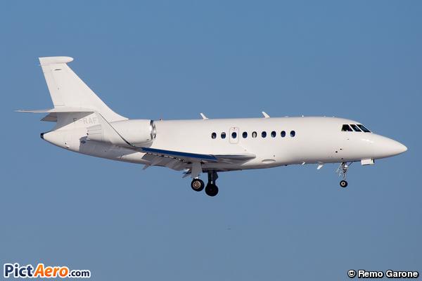 Dassault Falcon 2000LX (France - Air Force)