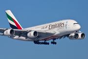 Airbus A380-861 (A6-EDN)