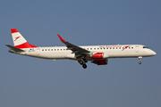 Embraer ERJ-190-200LR 195LR (OE-LWD)