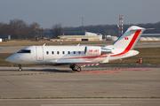 Canadair CL-600-2B16 Challenger 605 (HB-JGT)
