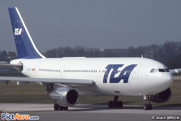 Airbus A300B1 (TEA - Trans European Airways)