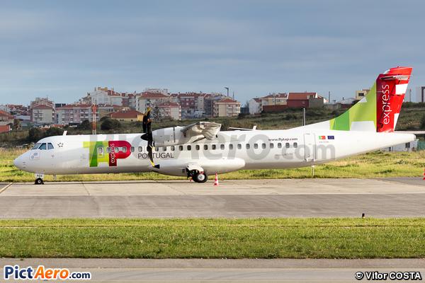 ATR72-600 (ATR72-212A) (TAP Express)