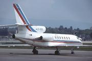 Dassault Falcon 50 (LX-RVR)