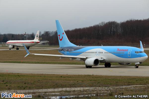Boeing 737-8K5 (Thomsonfly)