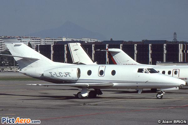 Dassault Falcon 10 (Soc. Leco Jet)