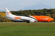 Boeing 737-4M0/SF (OE-IAQ)