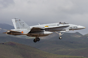 McDonnell Douglas EF-18B [M] Hornet