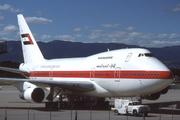 Boeing 747SP-31 (A6-SMR)