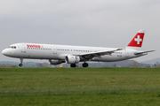 Airbus A321-111 (HB-IOF)
