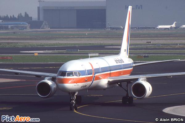 Boeing 757-27B (Air Holland)