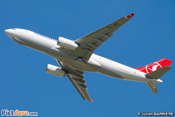 Airbus A330-243F (Turkish Airlines Cargo)