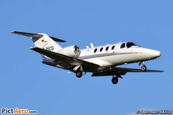 Cessna 525 CitationJet CJ1 (Jet Kontor)