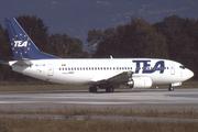 Boeing 737-3M8 (OO-LTB)