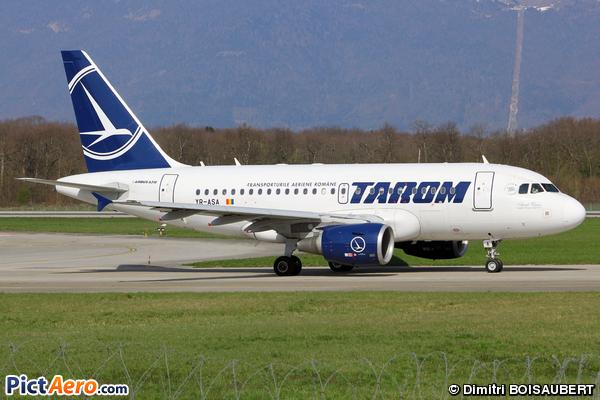 Airbus A318-111 (Tarom - Romanian Air Transport)