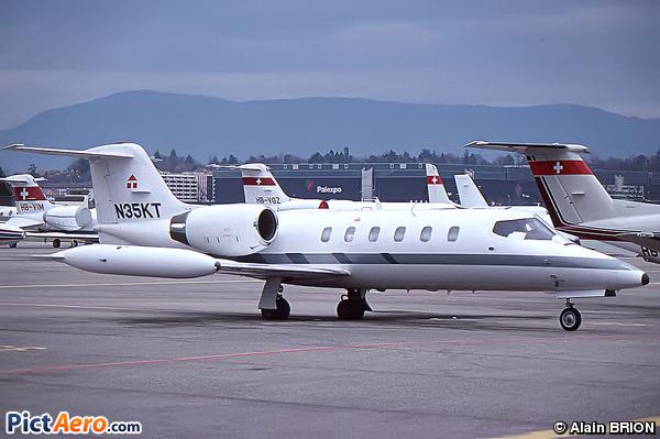 Learjet 35A (KT Development One Inc)