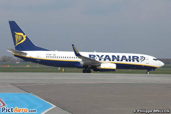Boeing 737-8AS/WL (Ryanair)