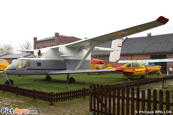 PZL-Mielec M-15 Belphegor (Muzeum Narodowe Rolnictwa)