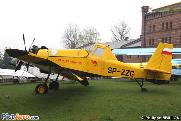 PZL-Mielec M-18 Dromader (Muzeum Narodowe Rolnictwa)