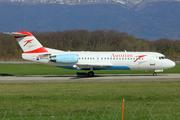 Fokker 70 (F-28-0070) (OE-LFQ)