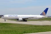 Boeing 767-322/ER (N652UA)