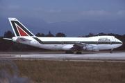 Boeing 747-243B (I-DEMS)